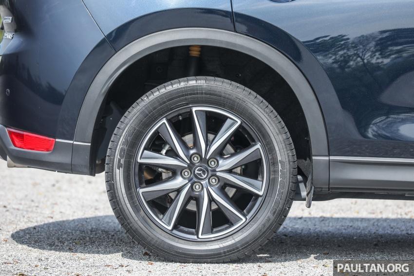 Mazda CX-5 – spec-by-spec comparison, full galleries Image #772446