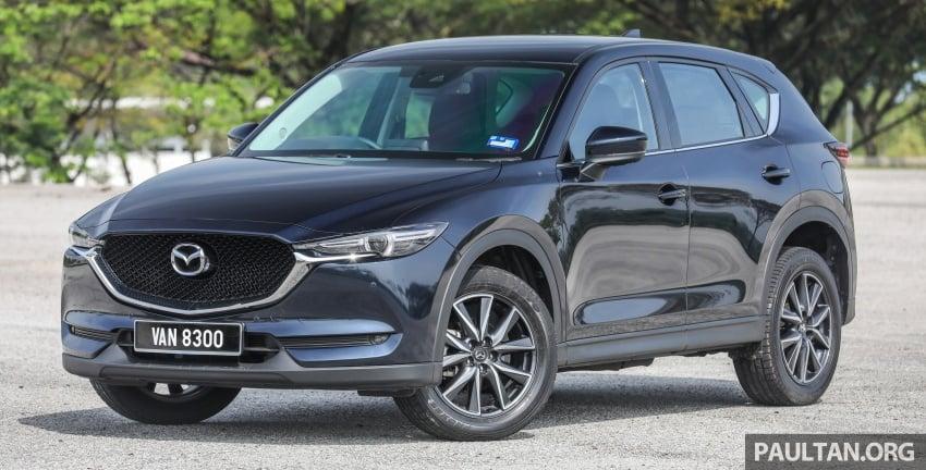 Mazda CX-5 – spec-by-spec comparison, full galleries Image #772421