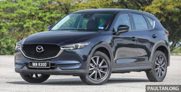 2019 Mazda Cx 5 To Receive 2 5 Litre Turbo Engine