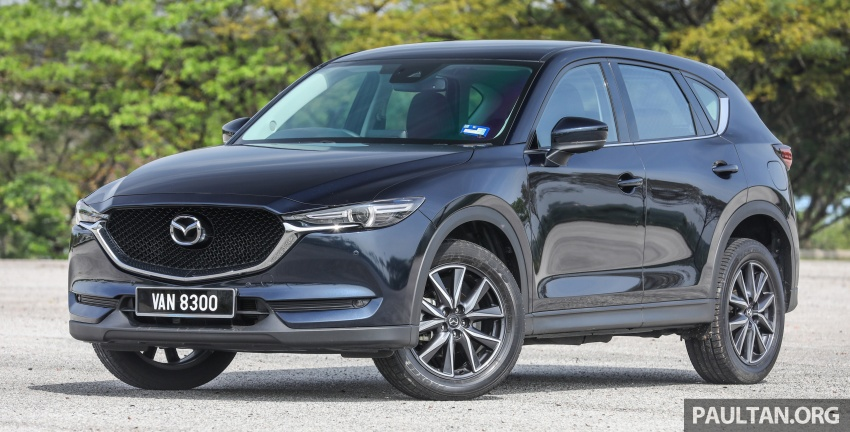 Mazda CX-5 – spec-by-spec comparison, full galleries Image #772422