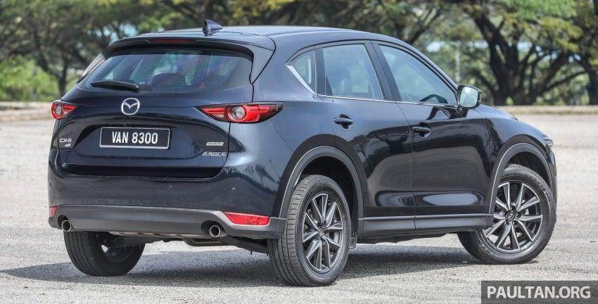 Mazda CX-5 – spec-by-spec comparison, full galleries Image #772423