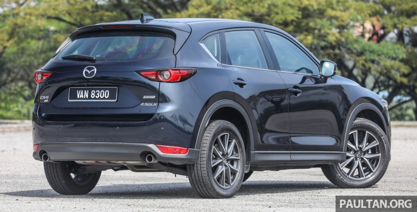 Mazda CX-5 – spec-by-spec comparison, full galleries Image #772424