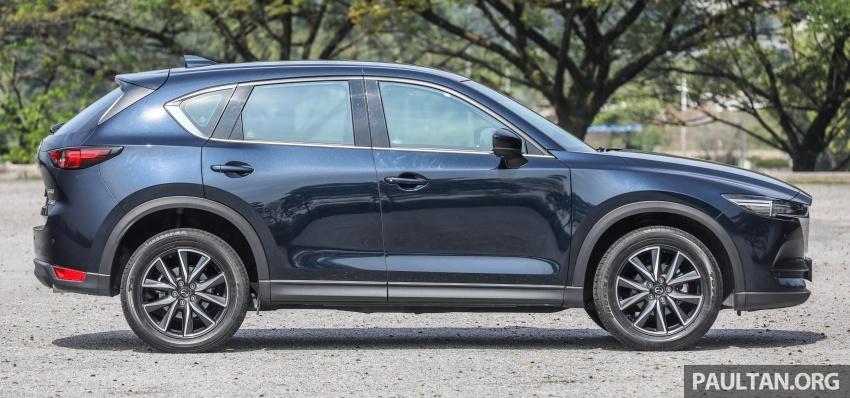 Mazda CX-5 – spec-by-spec comparison, full galleries Image #772427
