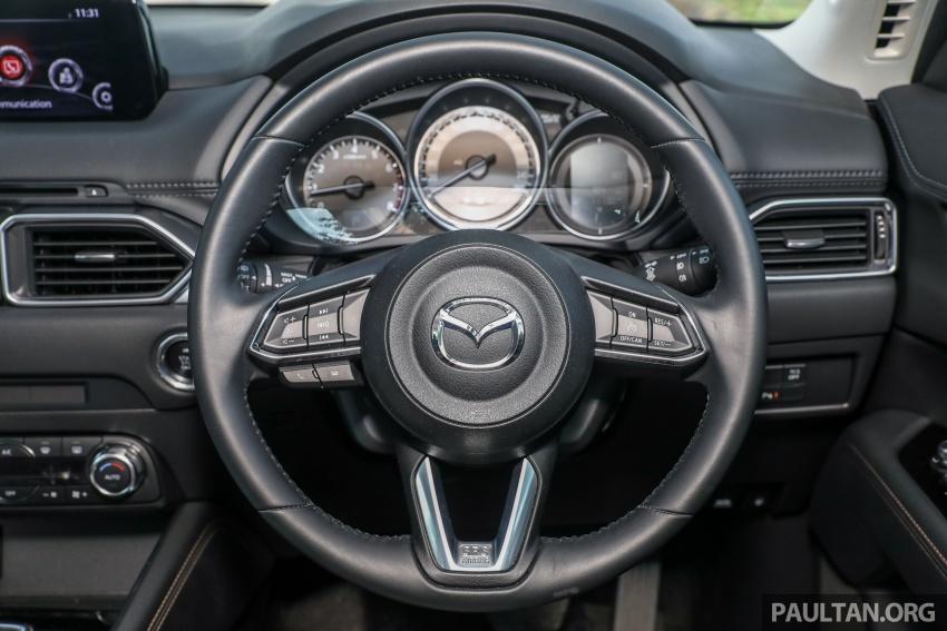 Mazda CX-5 – spec-by-spec comparison, full galleries Image #772461