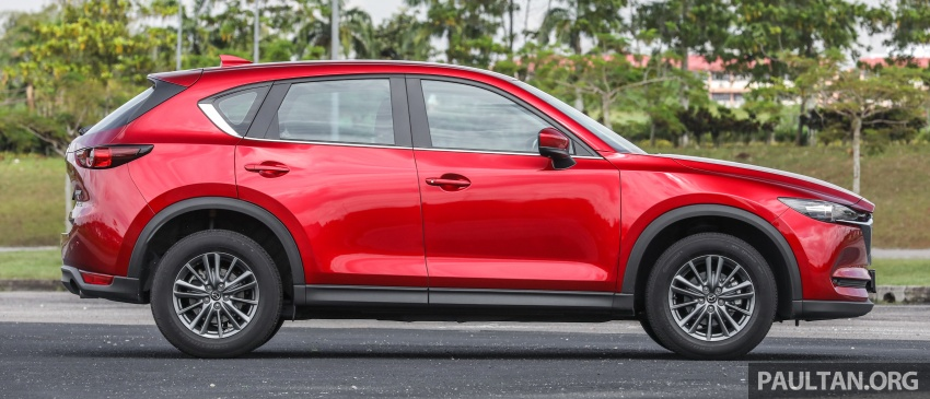 Mazda CX-5 – spec-by-spec comparison, full galleries Image #772596