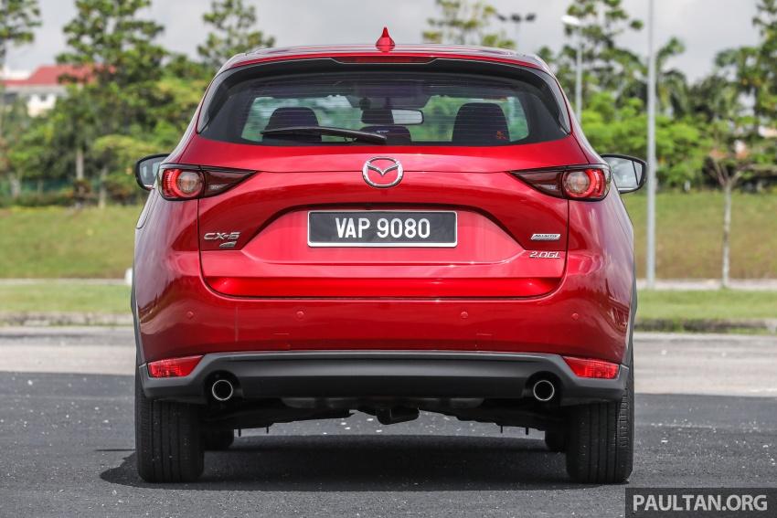 Mazda CX-5 – spec-by-spec comparison, full galleries Image #772600