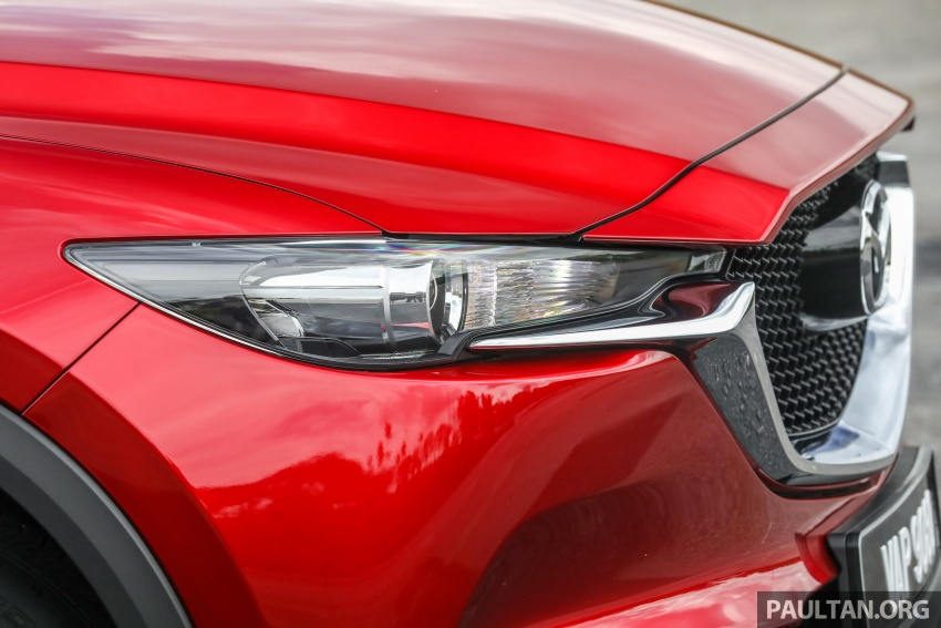 Mazda CX-5 – spec-by-spec comparison, full galleries Image #772603