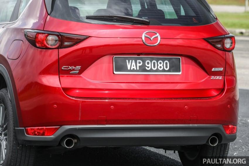 Mazda CX-5 – spec-by-spec comparison, full galleries Image #772613