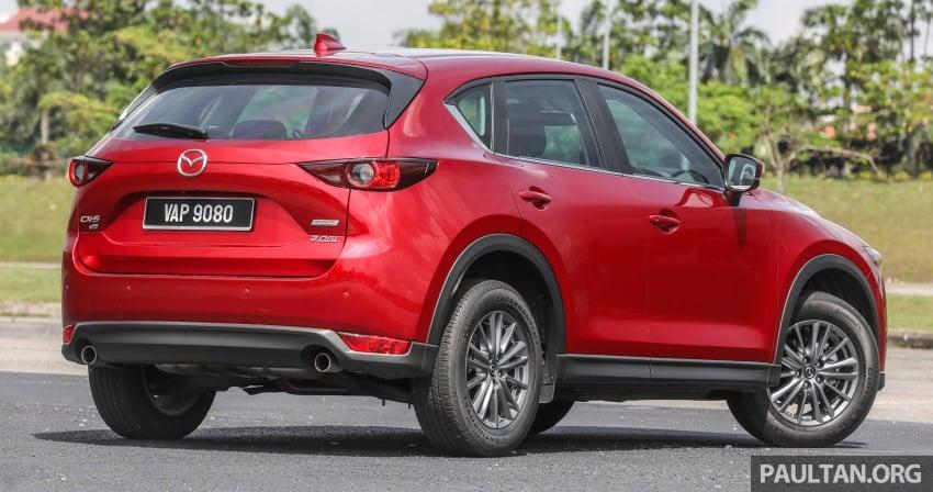 Mazda CX-5 – spec-by-spec comparison, full galleries Image #772592