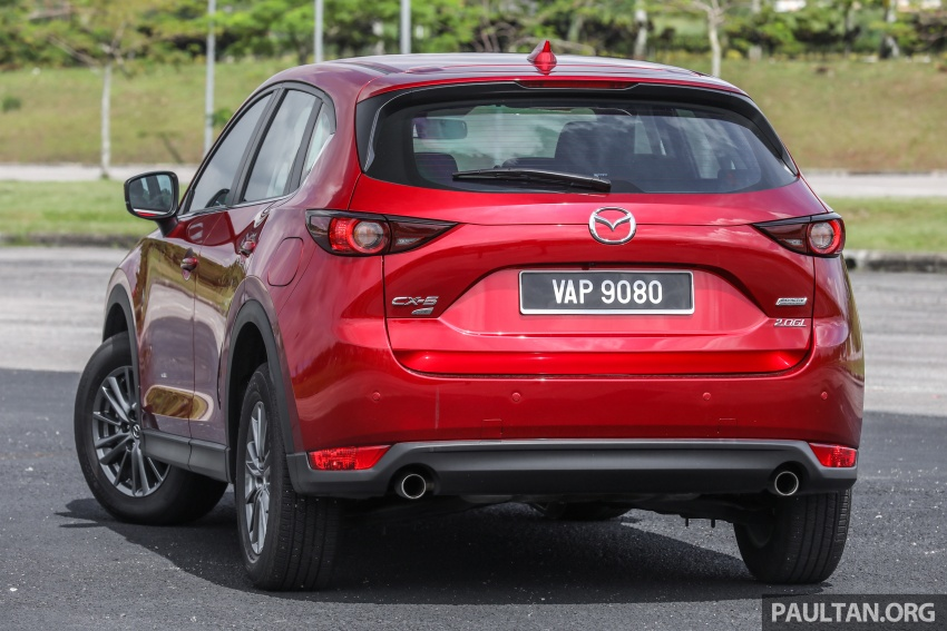 Mazda CX-5 – spec-by-spec comparison, full galleries Image #772593