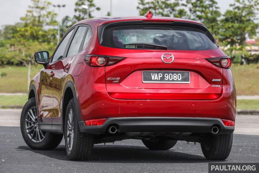 Mazda CX-5 – spec-by-spec comparison, full galleries Image #772594