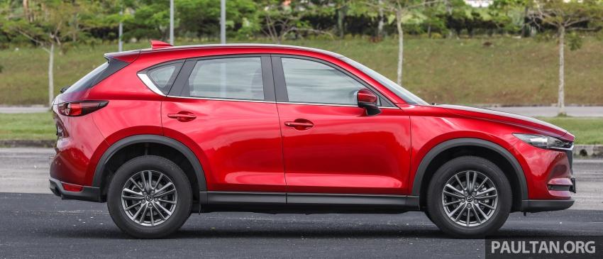 Mazda CX-5 – spec-by-spec comparison, full galleries Image #772595
