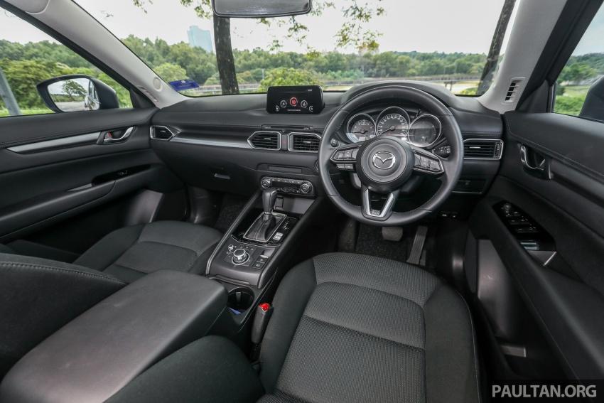 Mazda CX-5 – spec-by-spec comparison, full galleries Image #772639