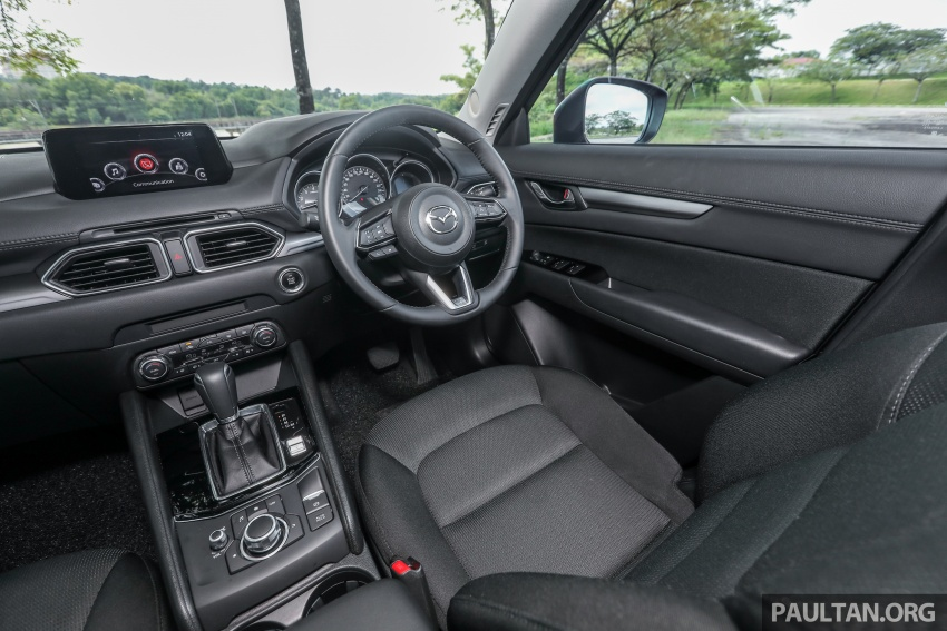 Mazda CX-5 – spec-by-spec comparison, full galleries Image #772640