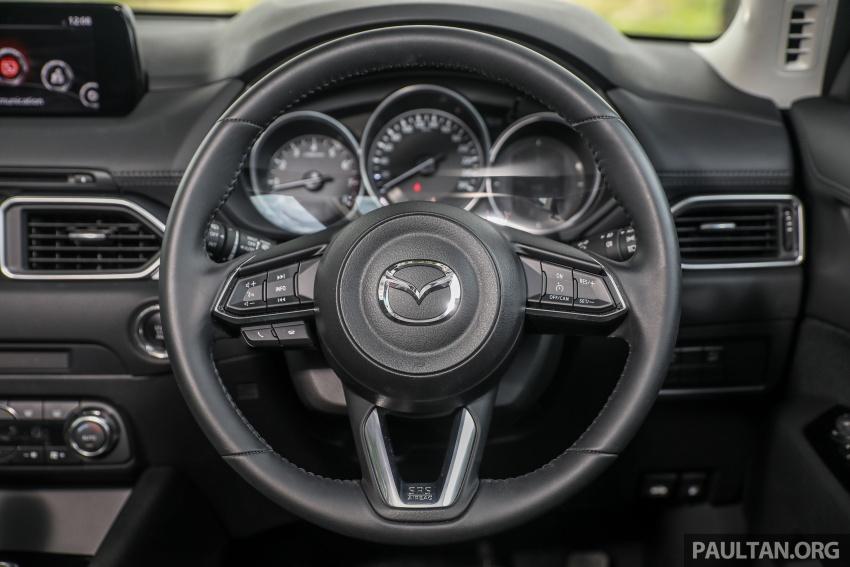 Mazda CX-5 – spec-by-spec comparison, full galleries Image #772626