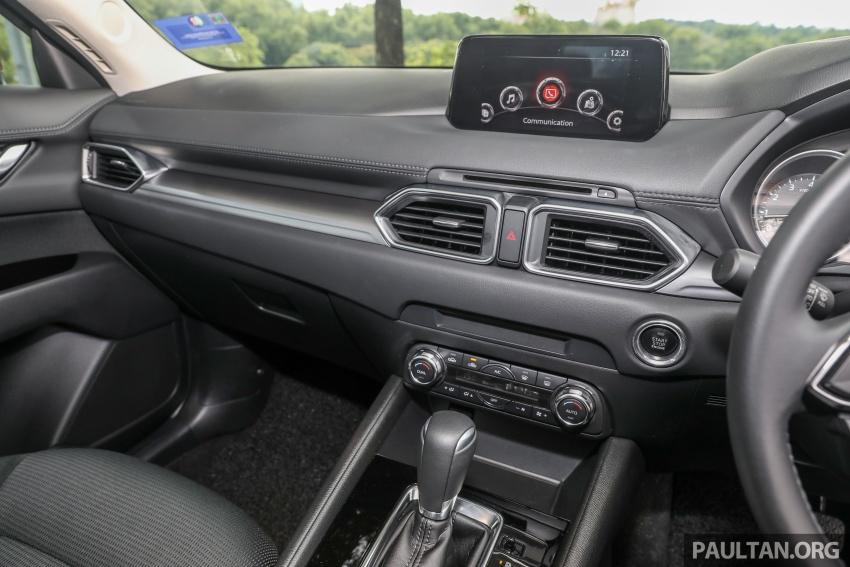 Mazda CX-5 – spec-by-spec comparison, full galleries Image #772628