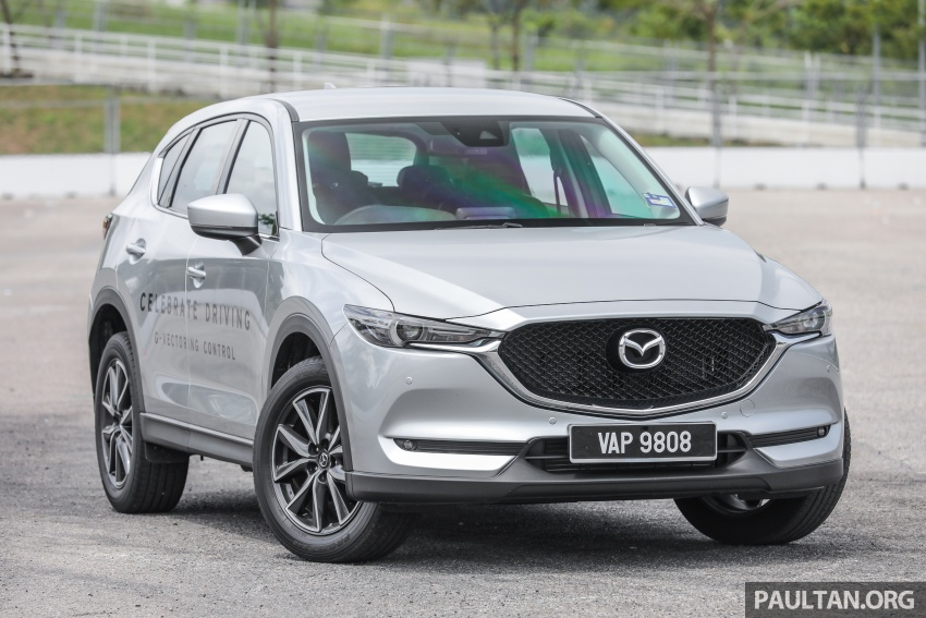 Mazda CX-5 – spec-by-spec comparison, full galleries Image #772509