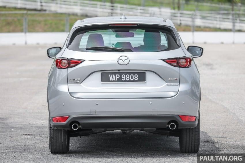Mazda CX-5 – spec-by-spec comparison, full galleries Image #772522