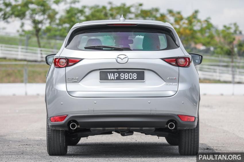Mazda CX-5 – spec-by-spec comparison, full galleries Image #772524
