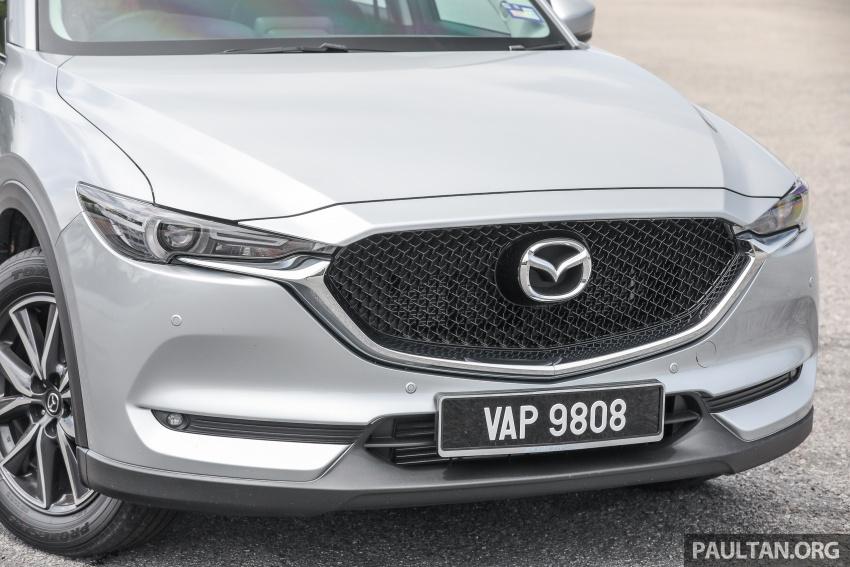 Mazda CX-5 – spec-by-spec comparison, full galleries Image #772525