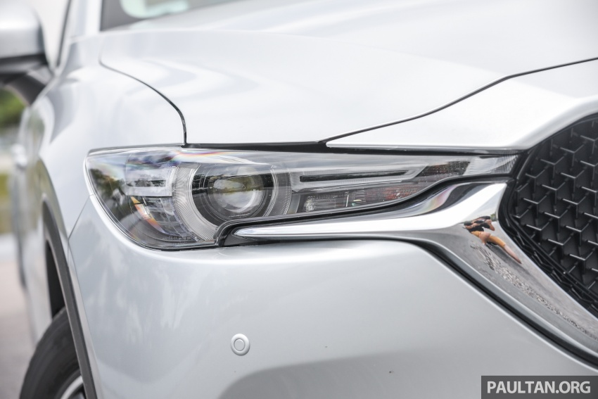 Mazda CX-5 – spec-by-spec comparison, full galleries Image #772526