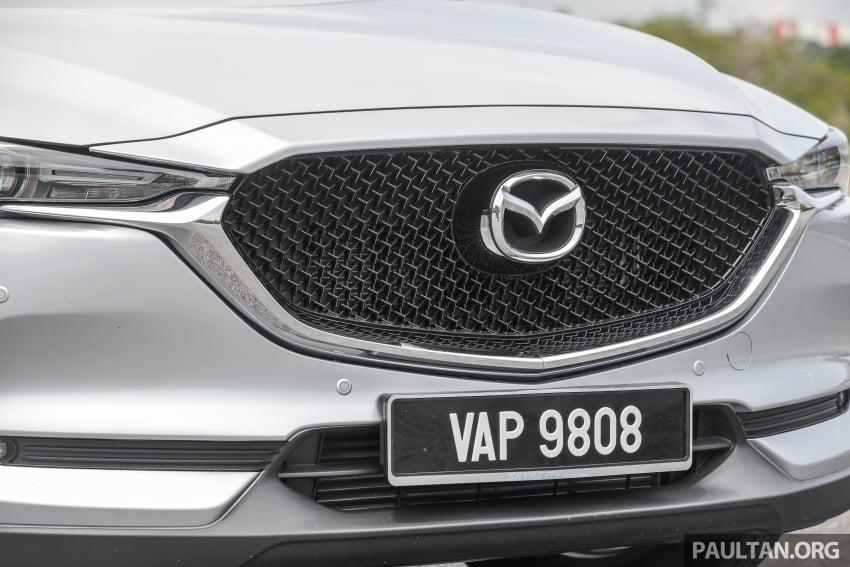 Mazda CX-5 – spec-by-spec comparison, full galleries Image #772529