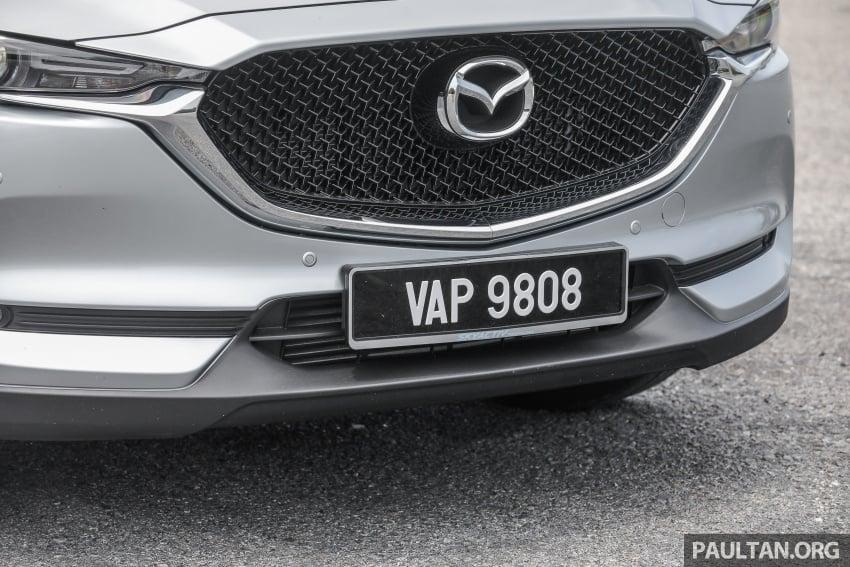 Mazda CX-5 – spec-by-spec comparison, full galleries Image #772530