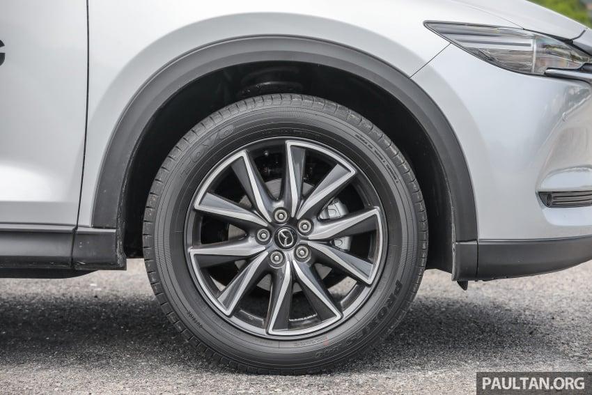 Mazda CX-5 – spec-by-spec comparison, full galleries Image #772536