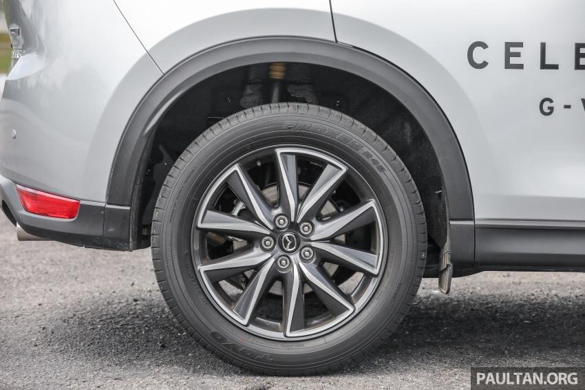 Mazda CX-5 – spec-by-spec comparison, full galleries Image #772537
