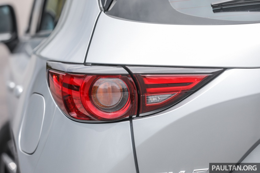 Mazda CX-5 – spec-by-spec comparison, full galleries Image #772539