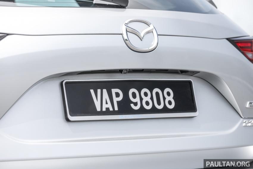 Mazda CX-5 – spec-by-spec comparison, full galleries Image #772542