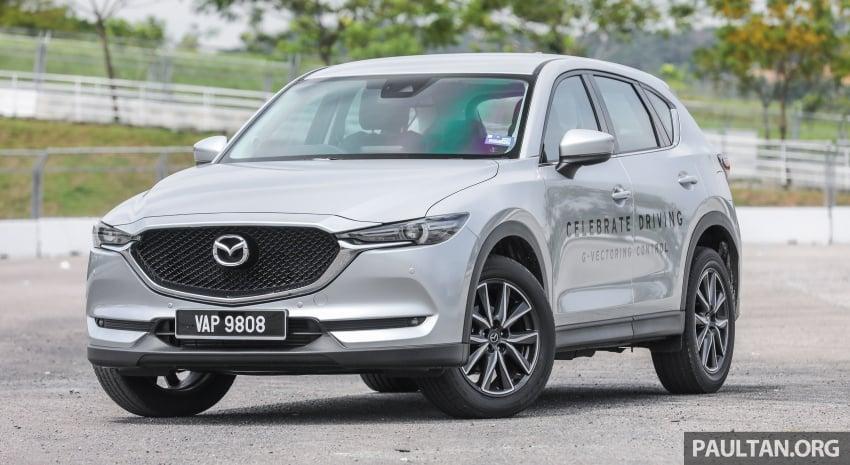 Mazda CX-5 – spec-by-spec comparison, full galleries Image #772513
