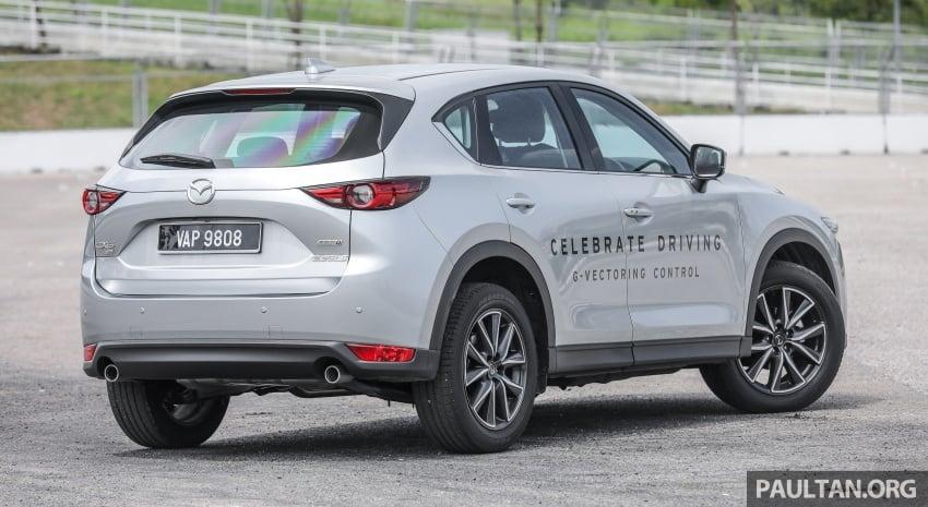 Mazda CX-5 – spec-by-spec comparison, full galleries Image #772514