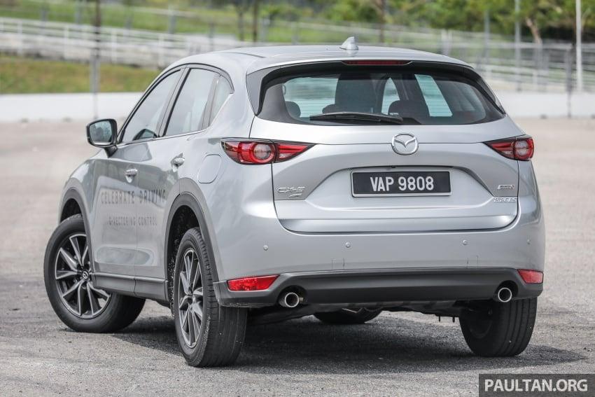 Mazda CX-5 – spec-by-spec comparison, full galleries Image #772516