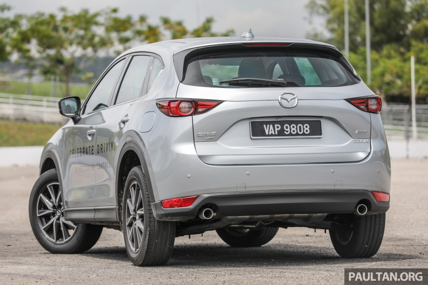 Mazda CX-5 – spec-by-spec comparison, full galleries Image #772517