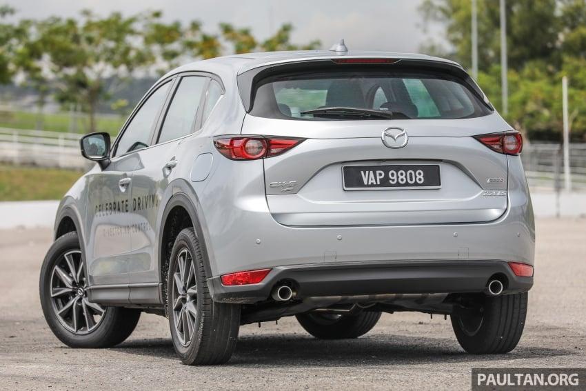 Mazda CX-5 – spec-by-spec comparison, full galleries Image #772517