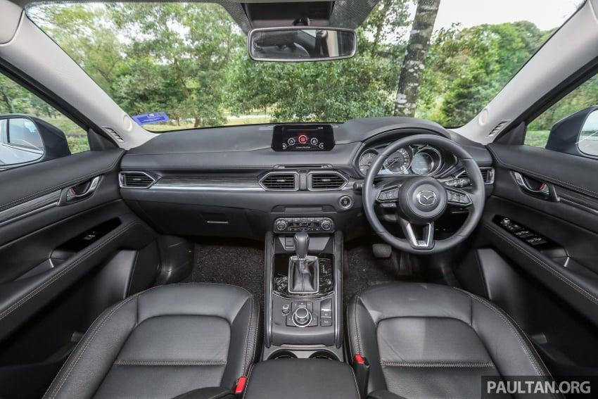 Mazda CX-5 – spec-by-spec comparison, full galleries Image #772550