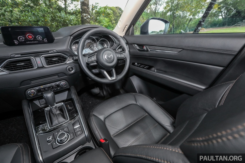 Mazda CX-5 – spec-by-spec comparison, full galleries Image #772568