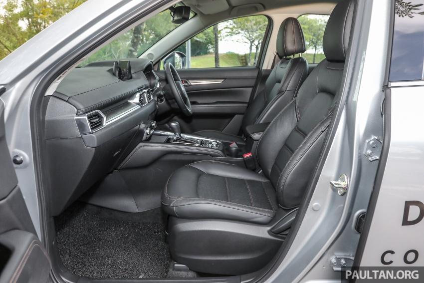 Mazda CX-5 – spec-by-spec comparison, full galleries Image #772571