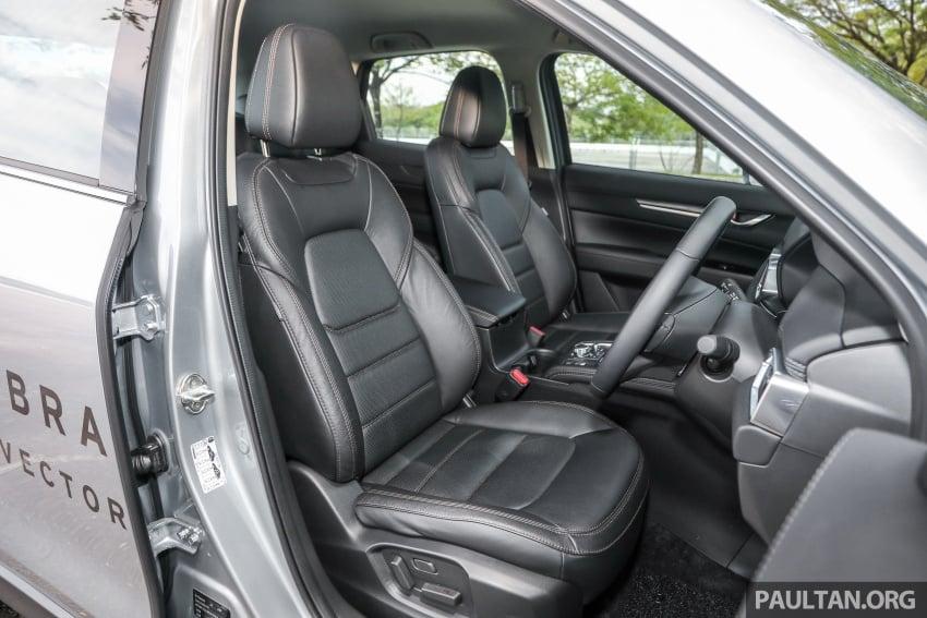 Mazda CX-5 – spec-by-spec comparison, full galleries Image #772572