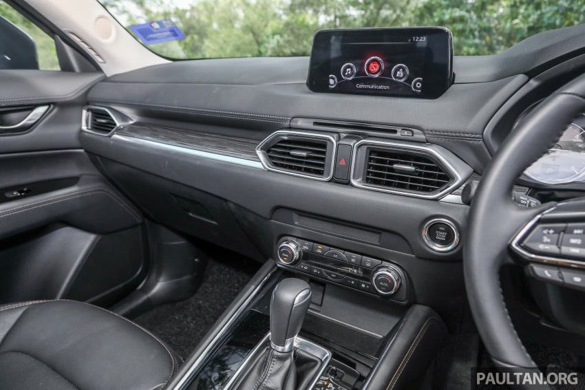 Mazda CX-5 – spec-by-spec comparison, full galleries Image #772555