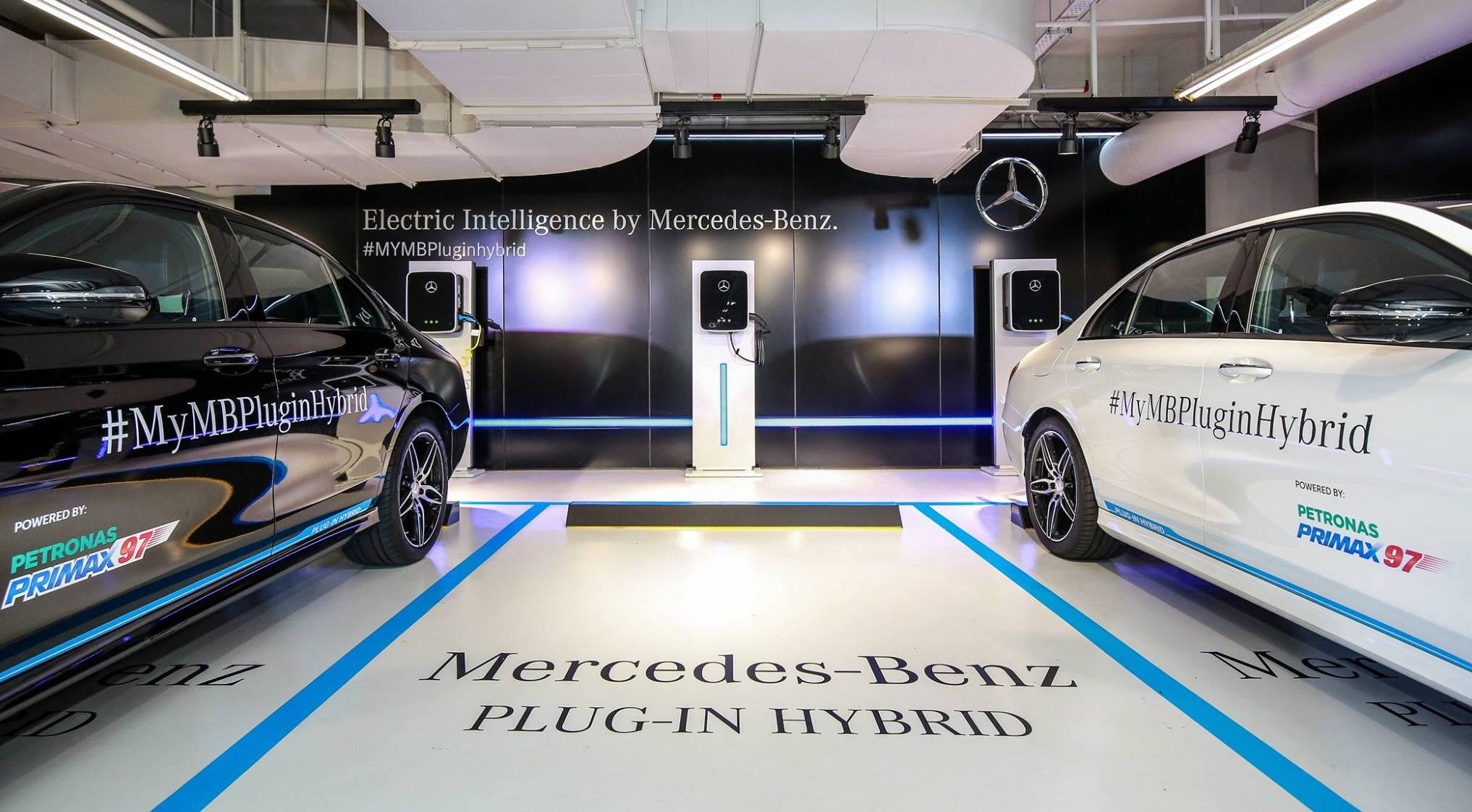 Mercedes benz ev charging stations at bsc open to all for Mercedes benz service charges