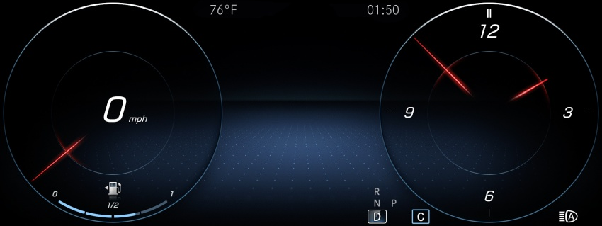 Mercedes-Benz User Experience detailed, previewed Image #767481