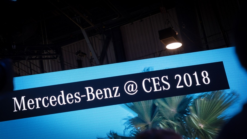 Mercedes-Benz User Experience detailed, previewed Image #767661