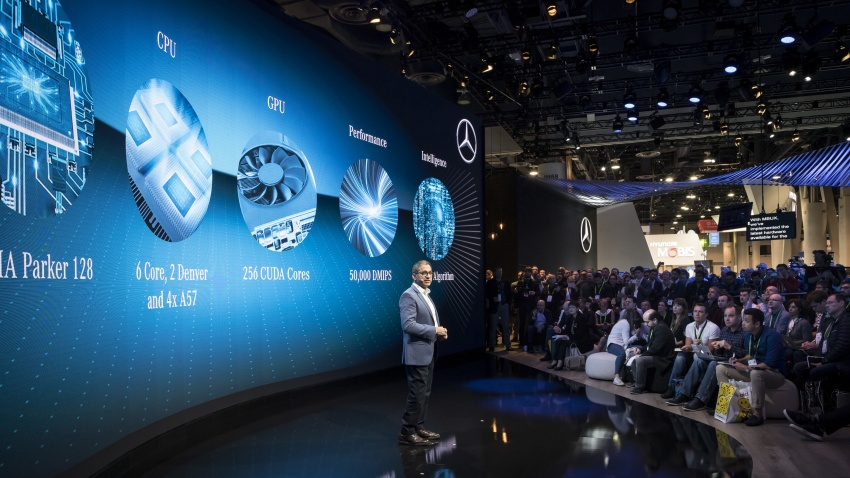 Mercedes-Benz User Experience detailed, previewed Image #767497