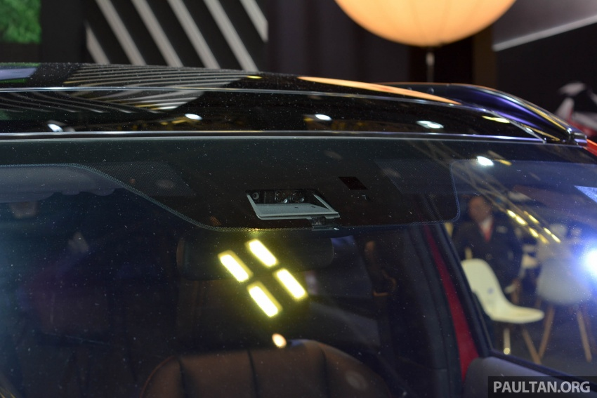 Mitsubishi Eclipse Cross buat kemunculan sulung di Singapura – 1.5L DOHC MIVEC turbo, 163 ps/250 Nm Image #760579