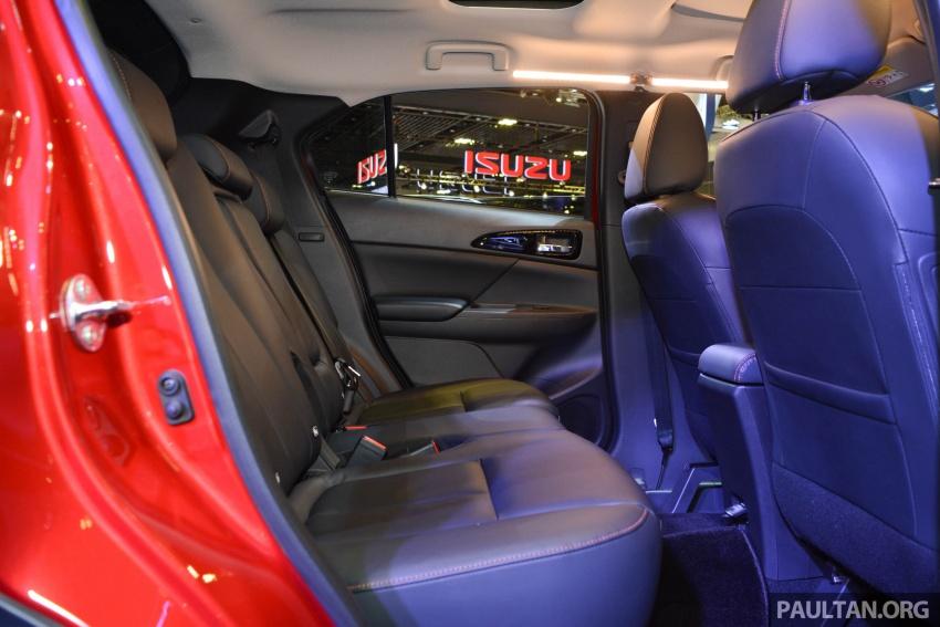 Mitsubishi Eclipse Cross buat kemunculan sulung di Singapura – 1.5L DOHC MIVEC turbo, 163 ps/250 Nm Image #760585