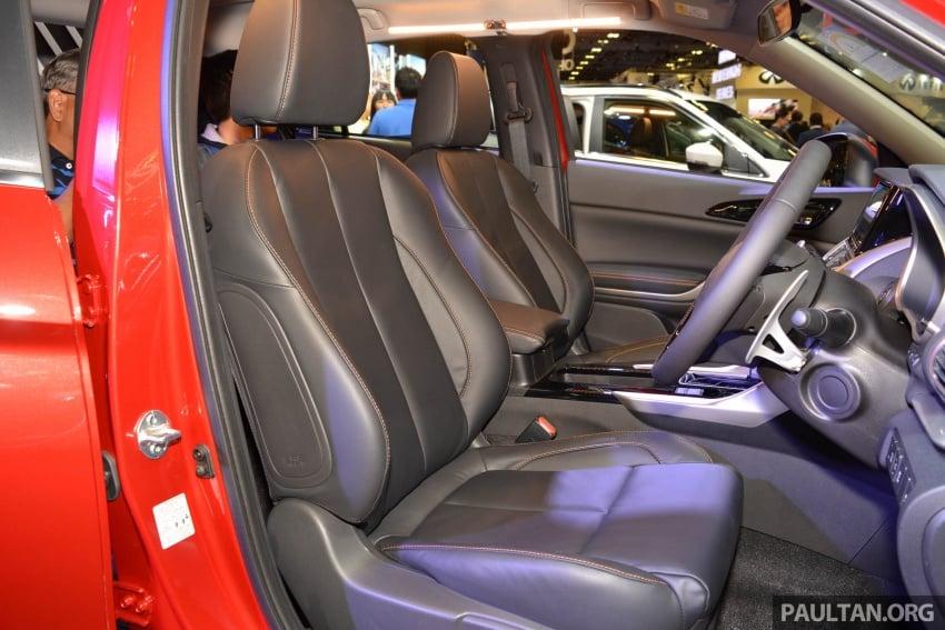 Mitsubishi Eclipse Cross buat kemunculan sulung di Singapura – 1.5L DOHC MIVEC turbo, 163 ps/250 Nm Image #760589