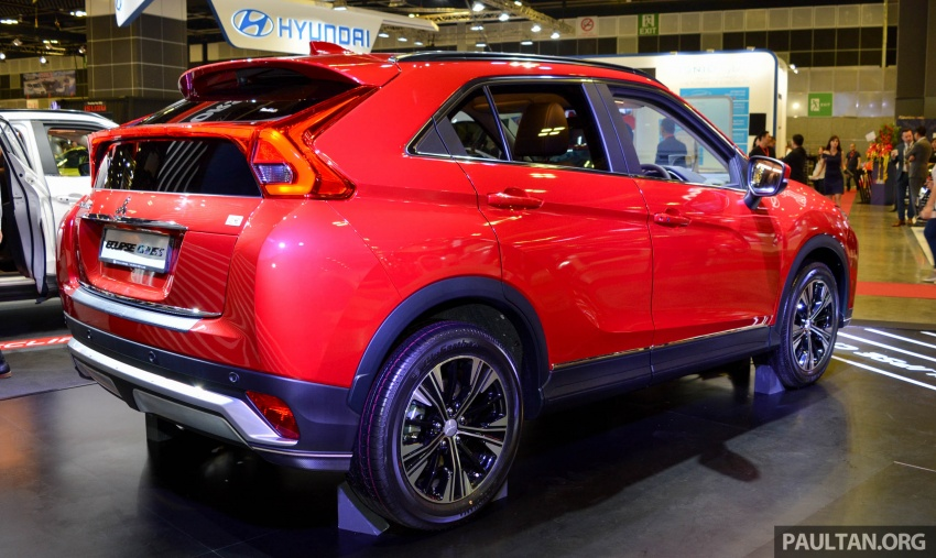 Mitsubishi Eclipse Cross 1.5T launched in Singapore Image #762180
