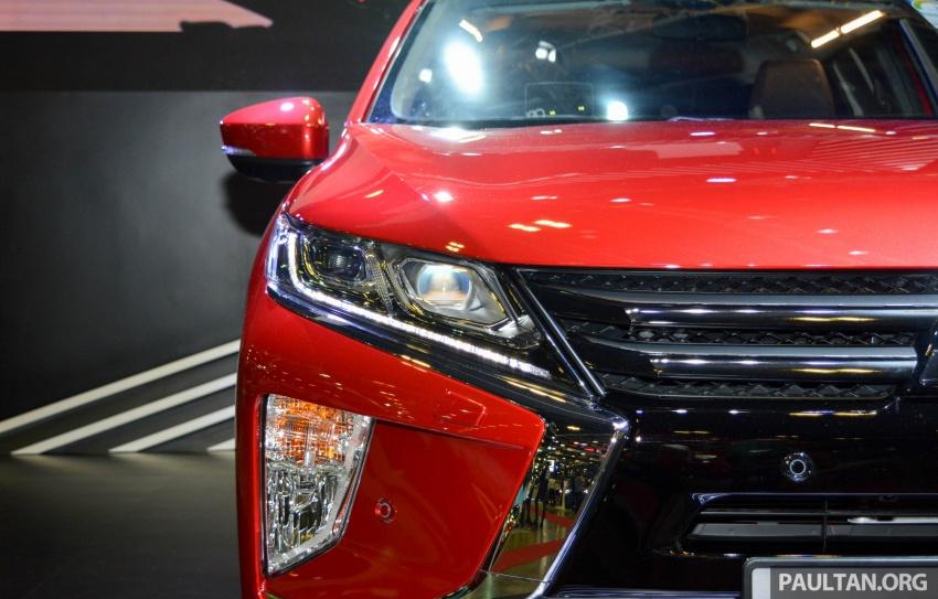 Mitsubishi Eclipse Cross buat kemunculan sulung di Singapura – 1.5L DOHC MIVEC turbo, 163 ps/250 Nm Image #760557